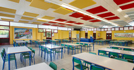 Don Bosco Primary School dining hall