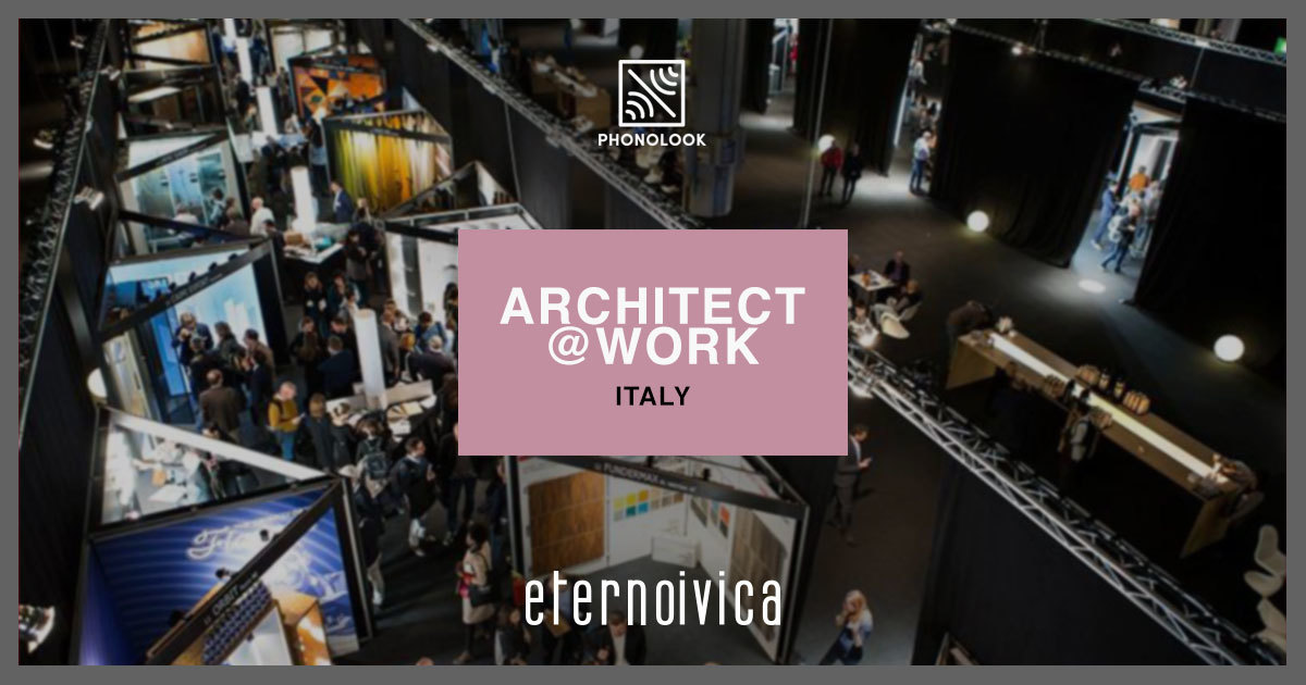 Architect@Work Milano 2019