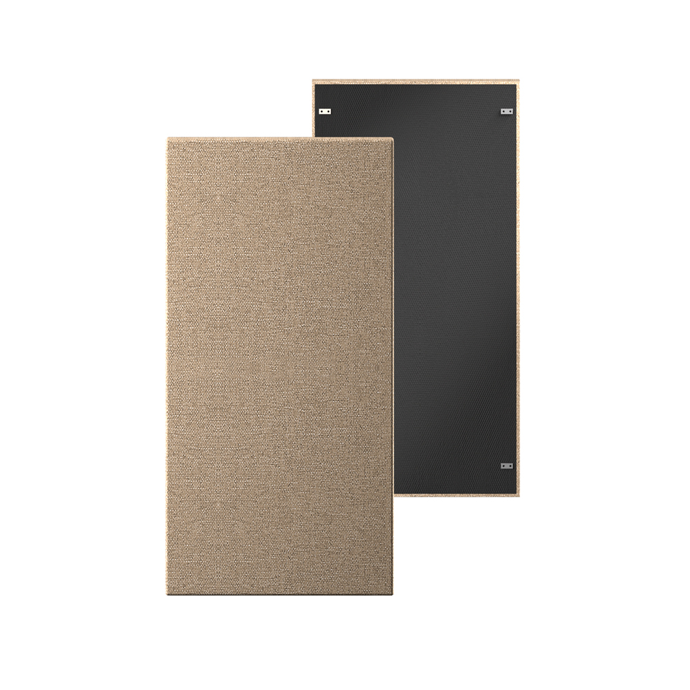Pannelli Fibra Di Legno phonolook - solution - pannello fonoassorbente material